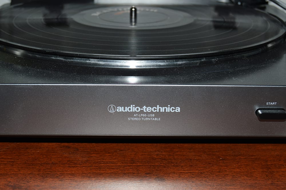 Audio technica at lp 60