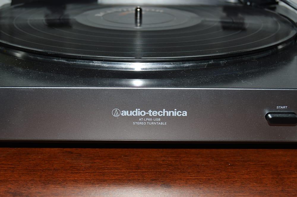 Audio technica at lp 60