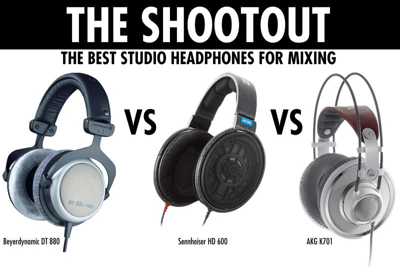 the best studio headphones for mixing