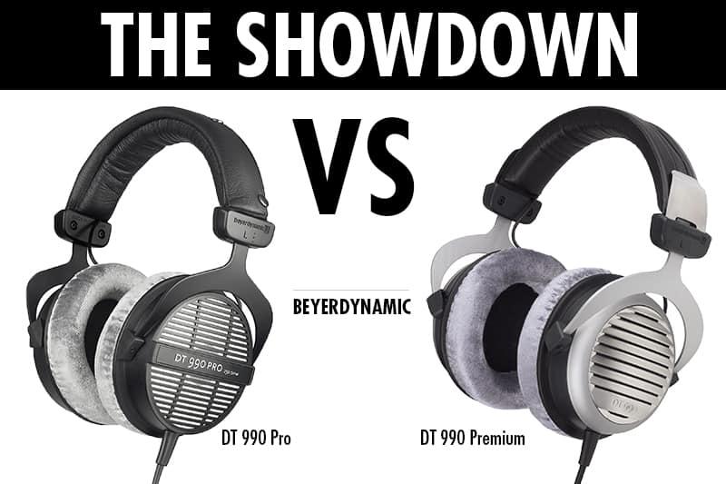 Beyerdynamic DT 990 Pro Vs. Premium