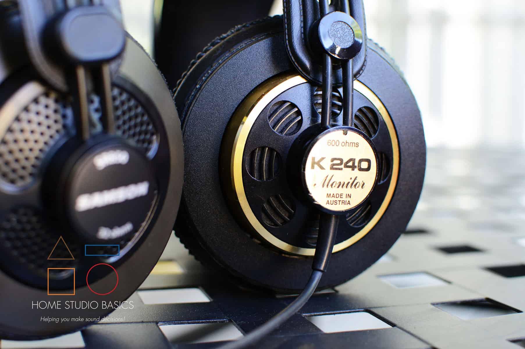 AKG K240 vs. K240 MK II