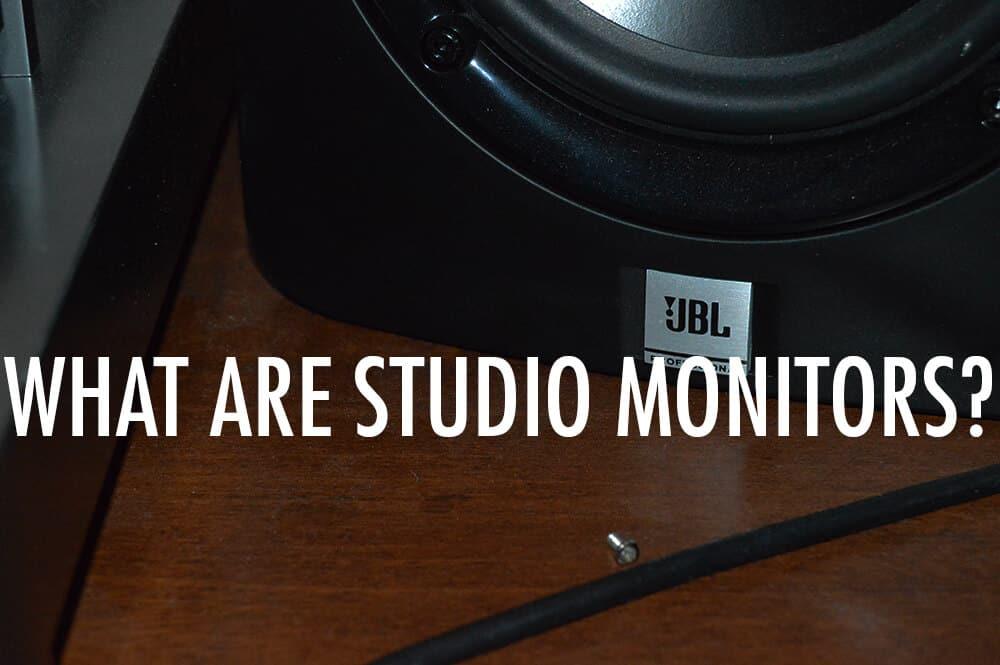 What are Studio Monitors?