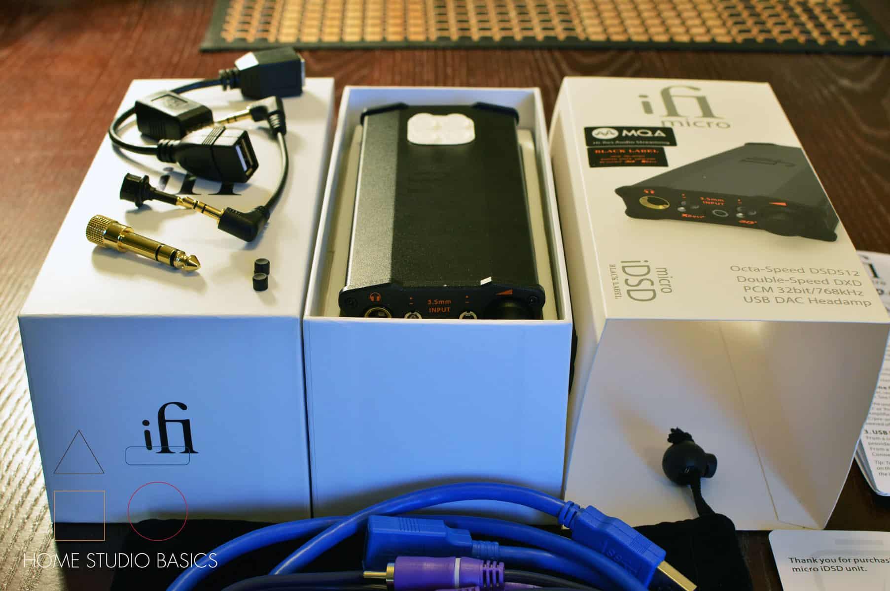 iFi micro iDSD Black Label