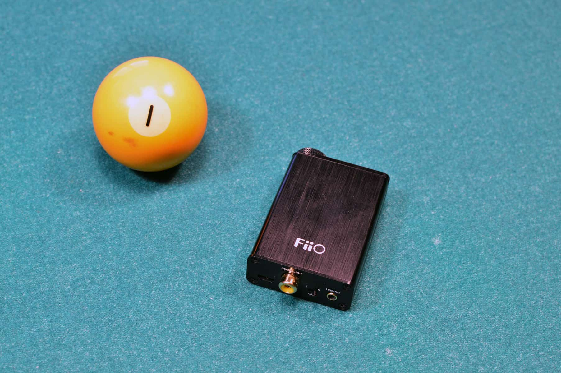 FiiO Q1 vs. E10K vs. DragonFly Red