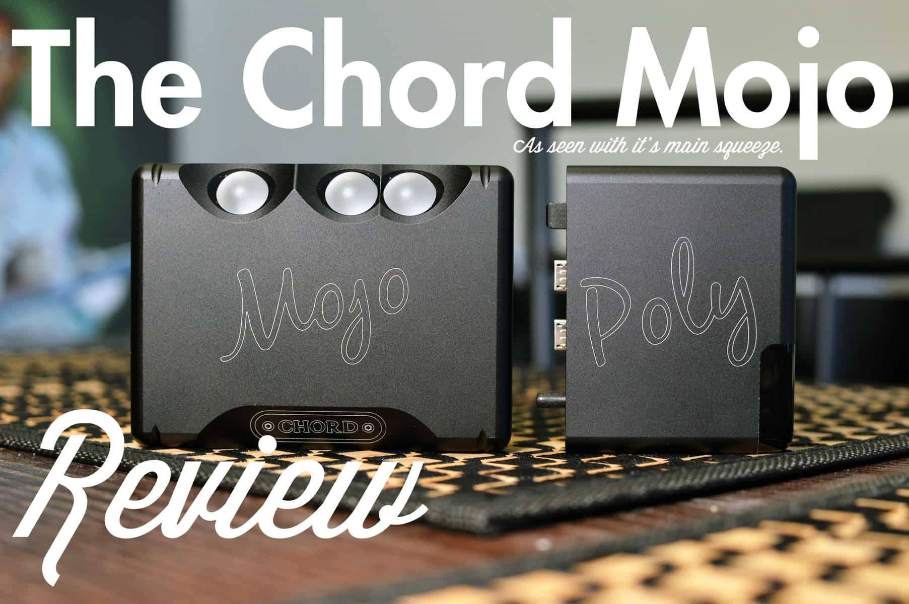 Chord Mojo DAC Review | THE END GAME AMP/DAC? - Home Studio