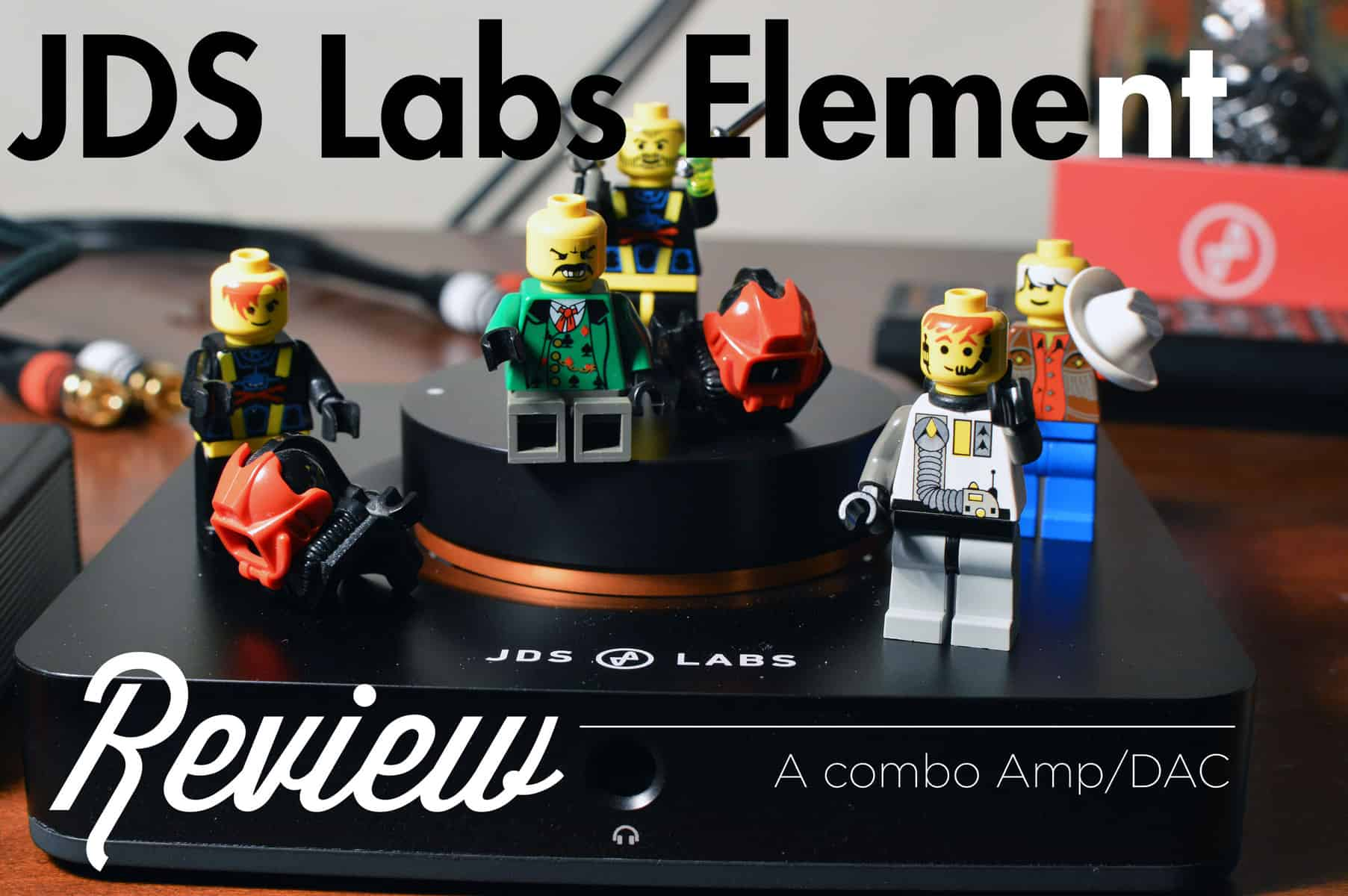 JDS Labs Element Review