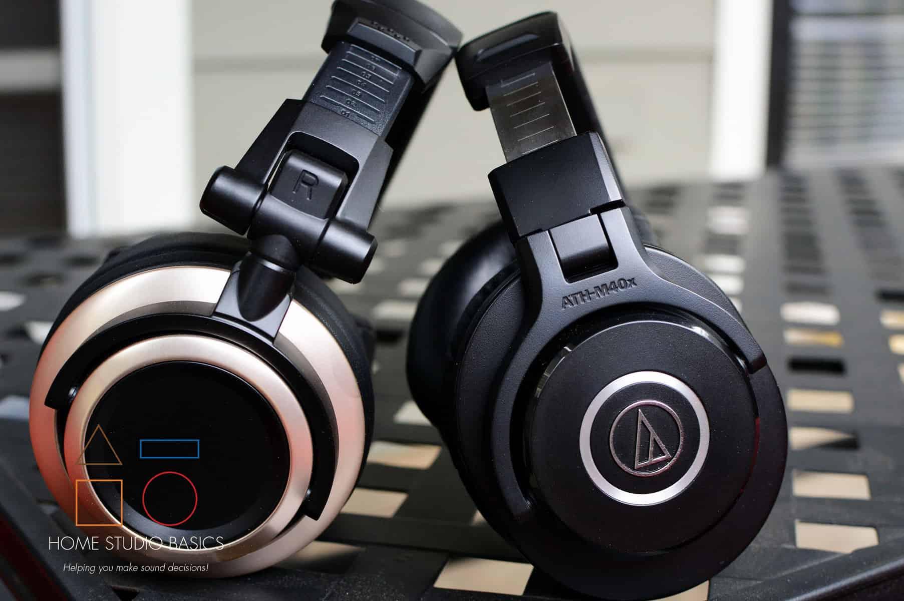 Status Audio CB 1 vs. Audio Technica ATH M40x