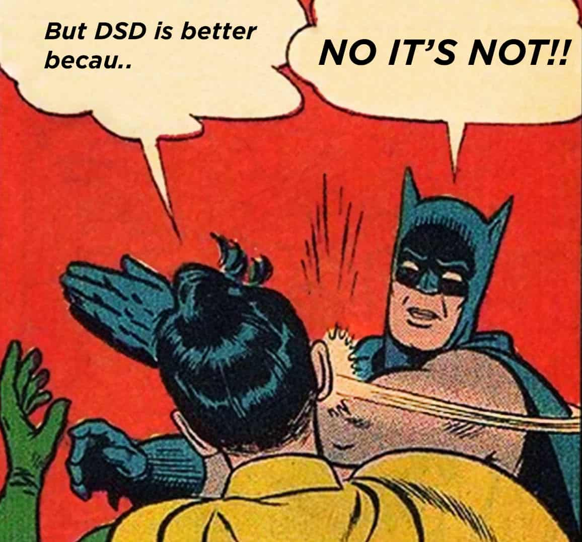What is DSD?