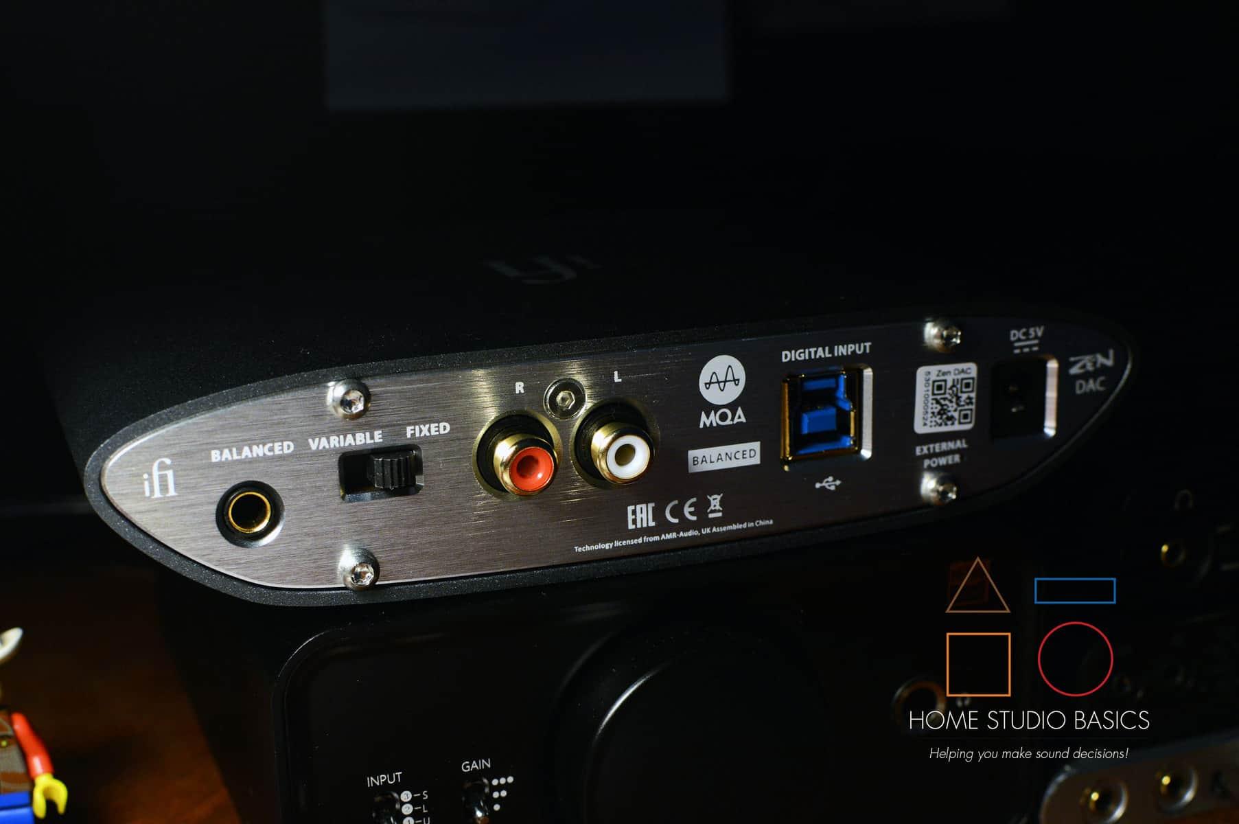 iFi Zen DAC/Amp Review