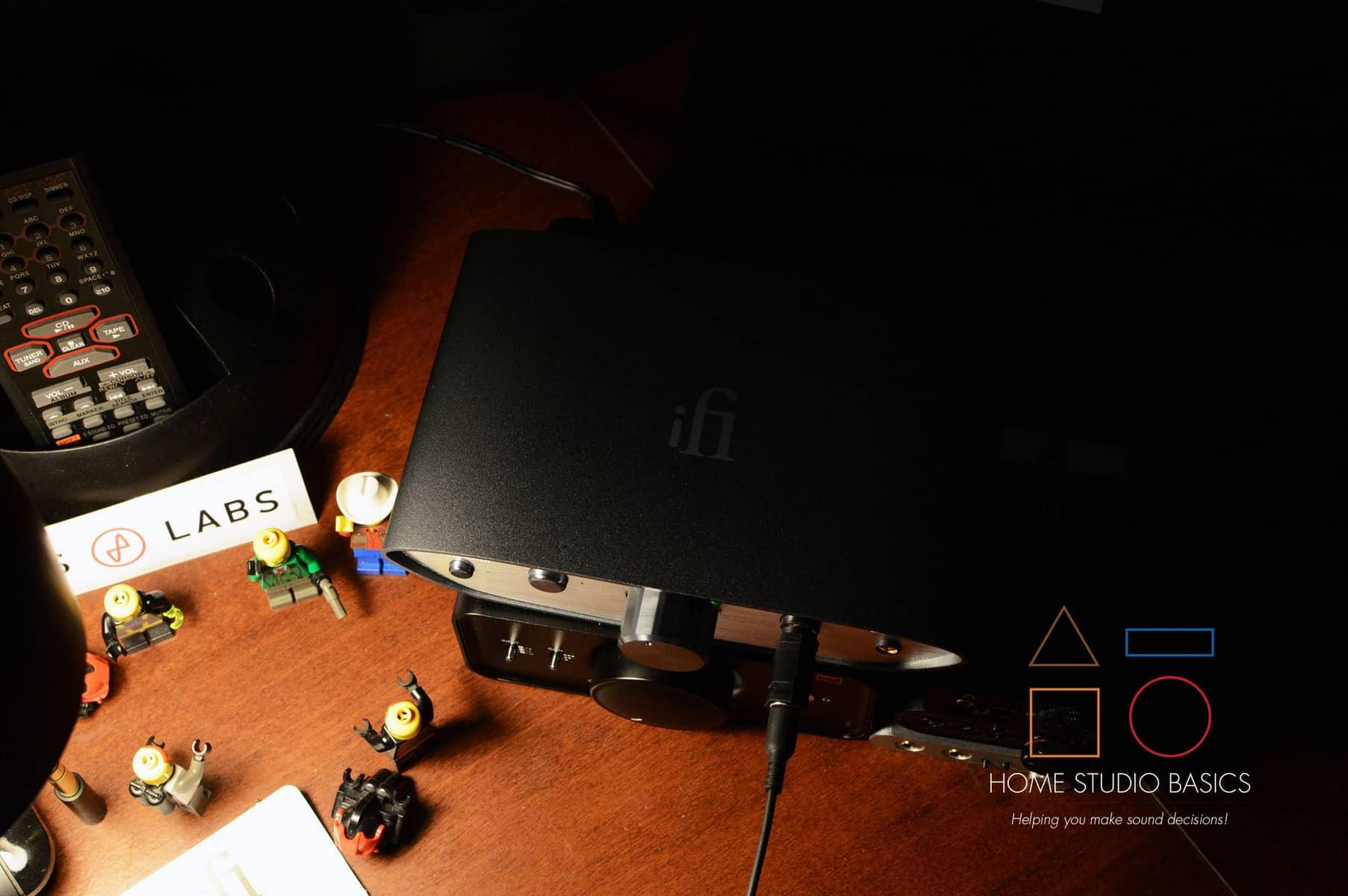 iFi Zen Amp/DAC Review