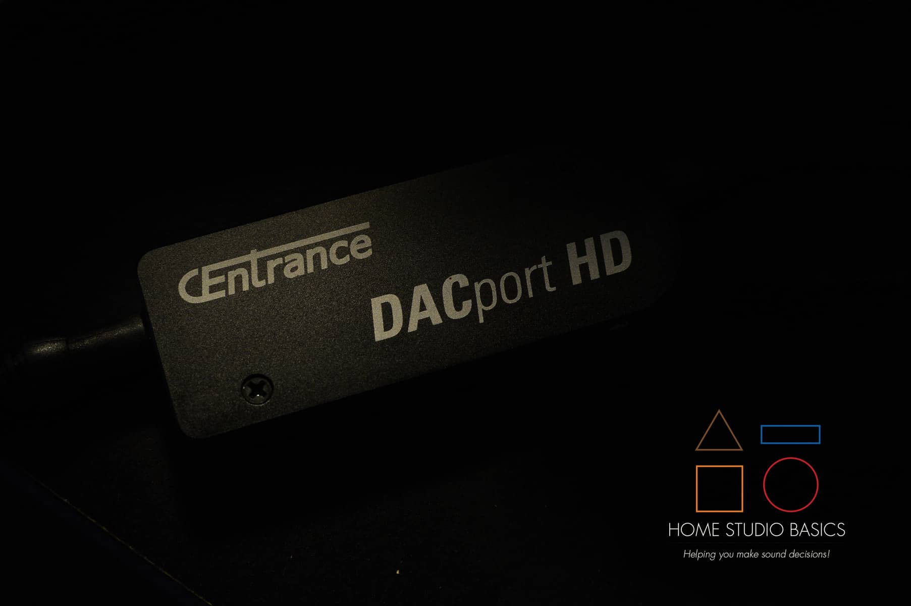 CEntrance DACport HD Review