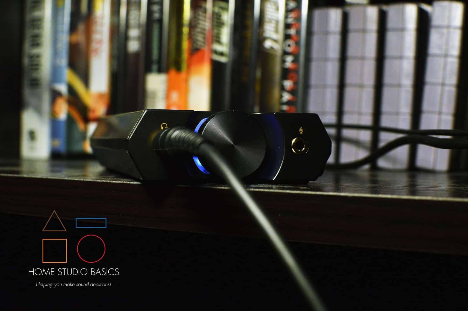 Creative SoundBlasterX G6 Amp/DAC Review