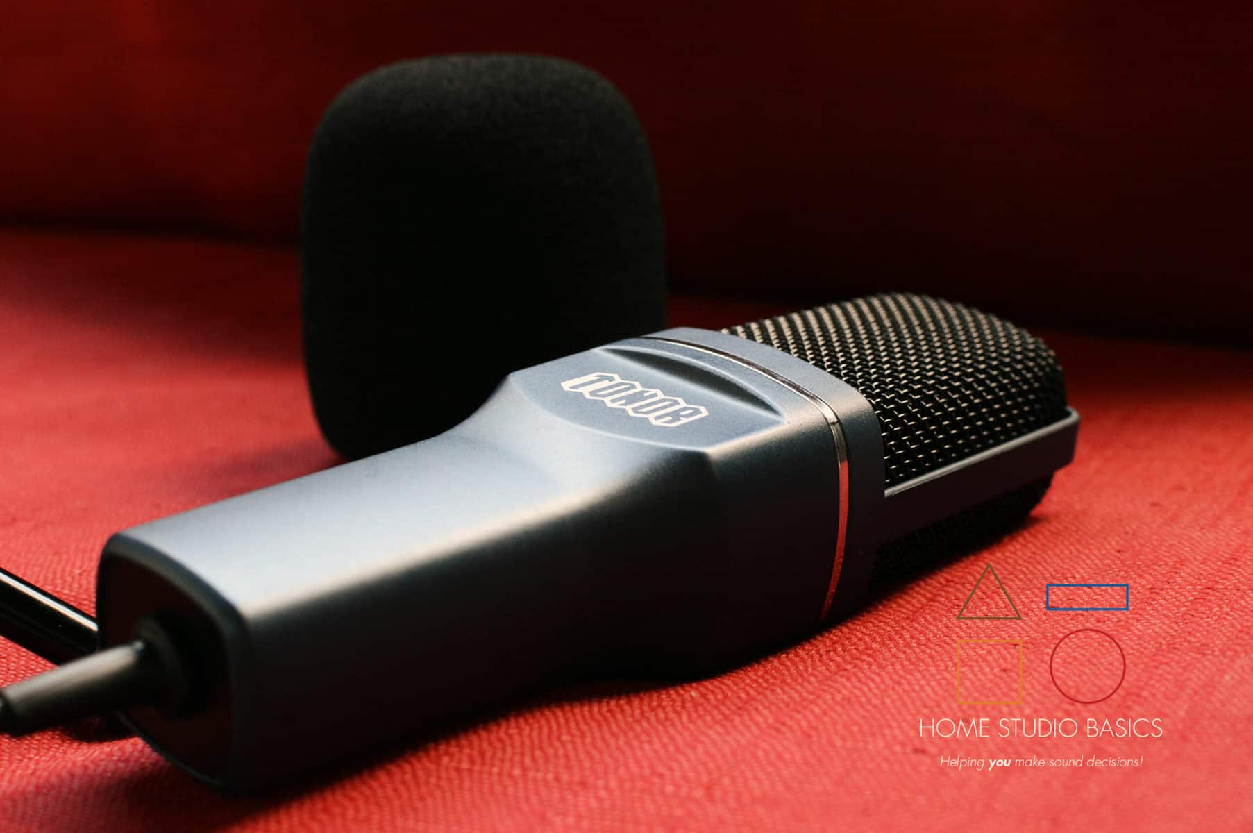 Tonor TC-777 USB Condenser Microphone Review
