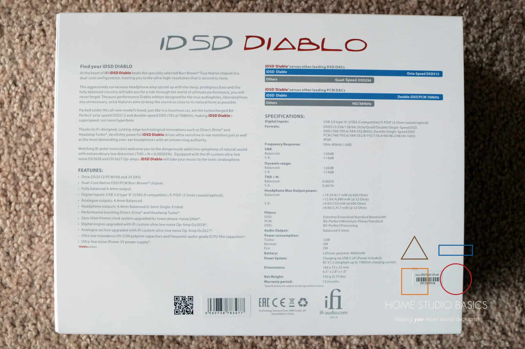 iFi iDSD Diablo Review