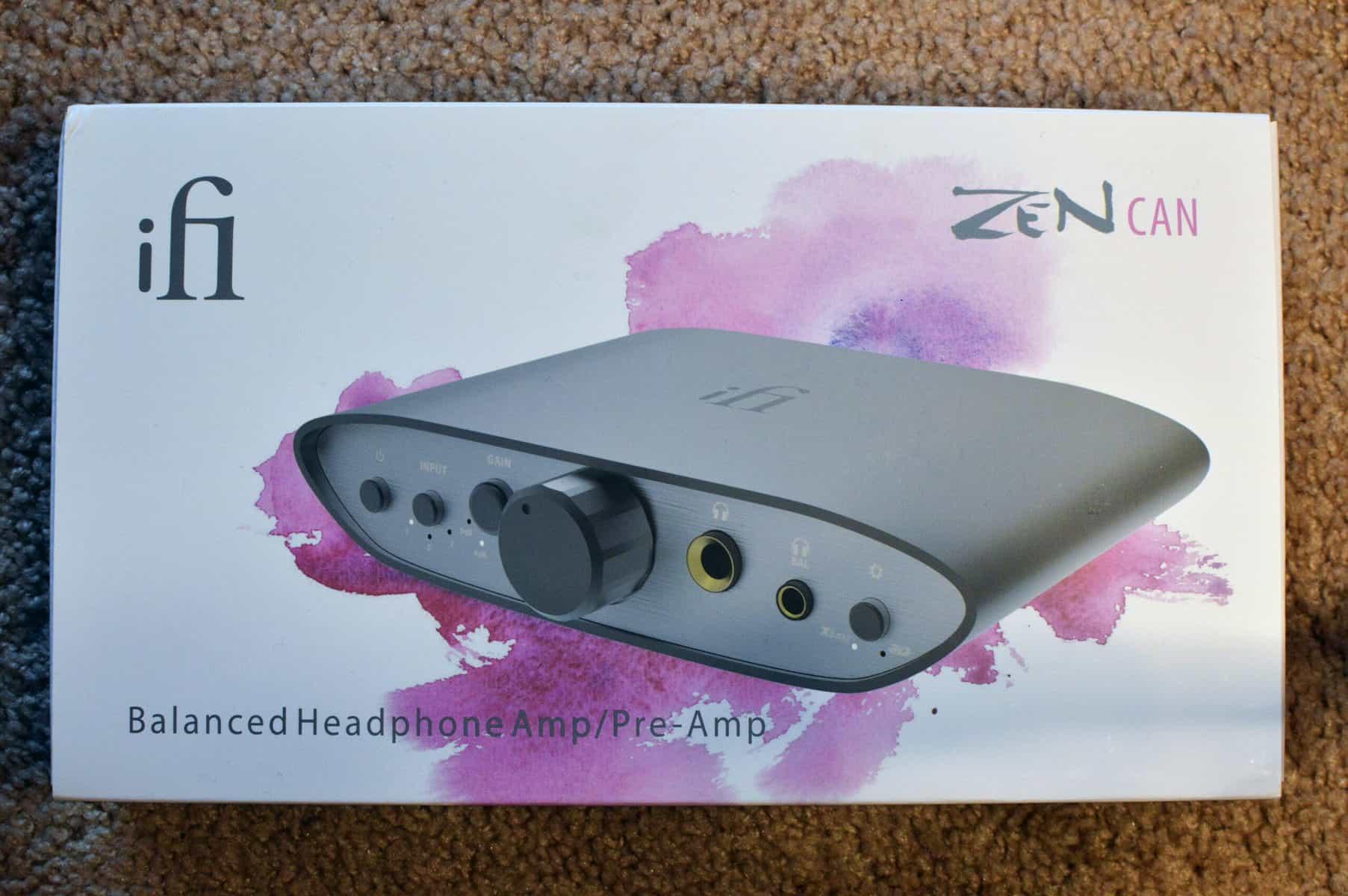iFi Zen CAN Silver Amp