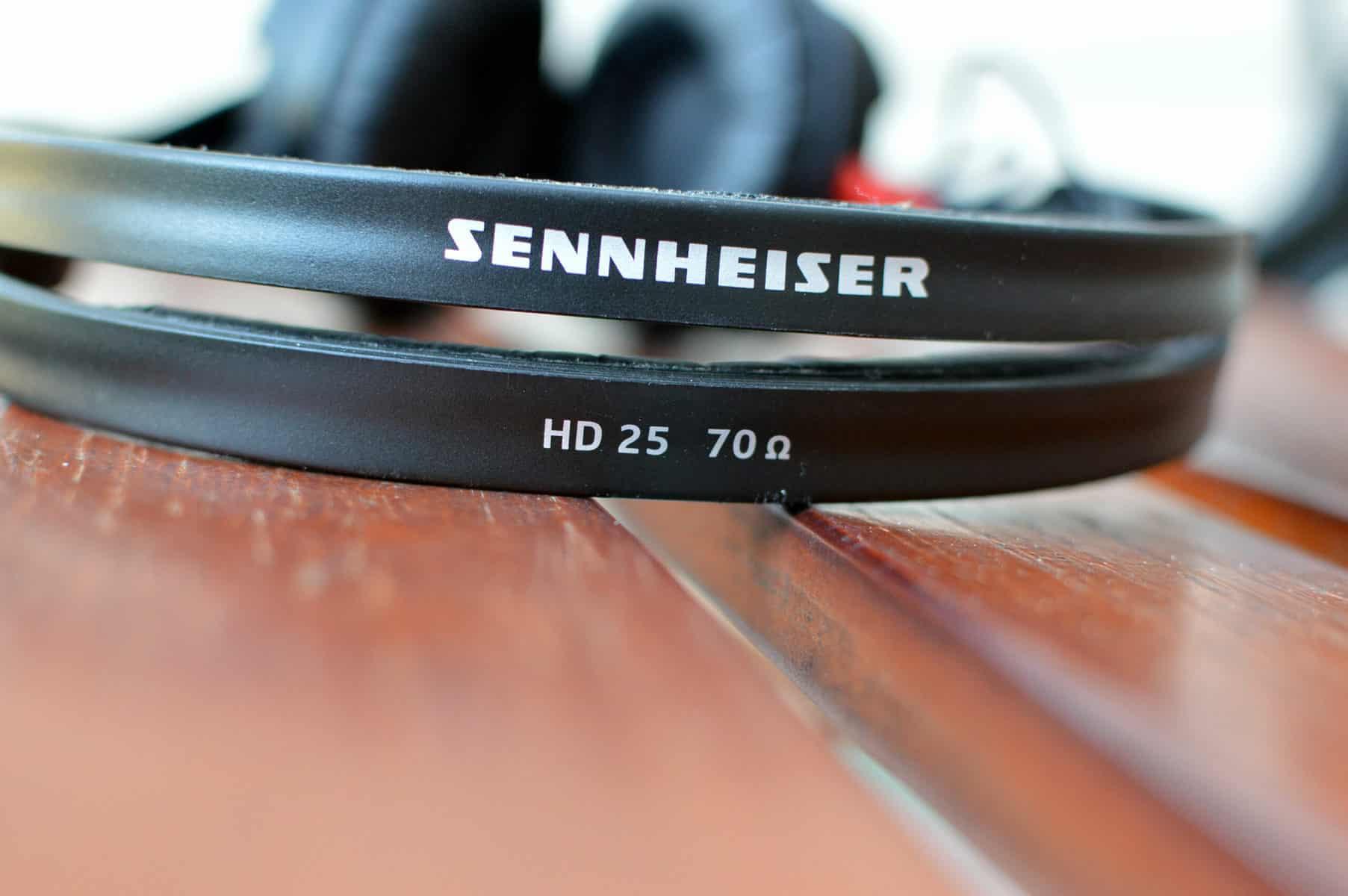 Sennheiser HD25 Review
