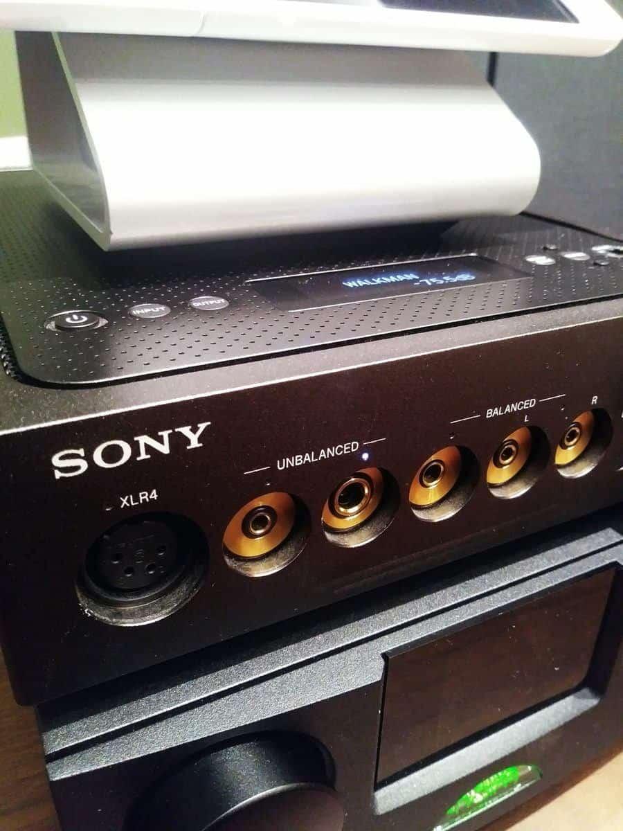 Sony's TA-ZH1ES